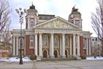 Народный театр имени Ивана Вазова, София, достопримечательности