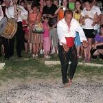 Танец на углях Писменово