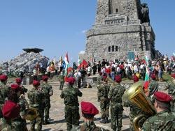 Памятник Свободы - 3 марта