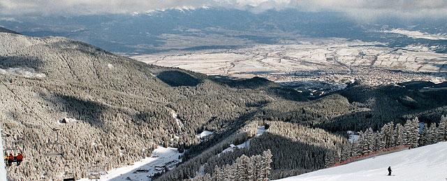 горный курорт Банско