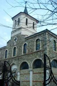 Несебр, старый город, церковь, история Несебра