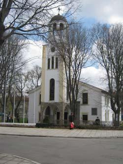 Малко Тырново, церковь