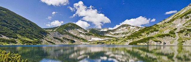 Национальный парк Пирин Болгария