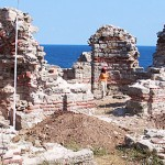 Останки церкви Святой Богородицы Калеопсы