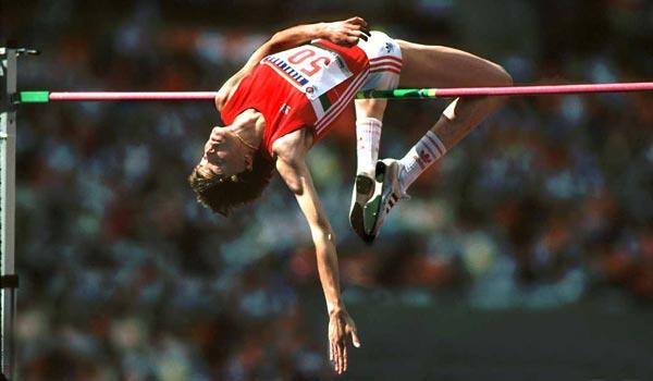 Болгарская чемпионка