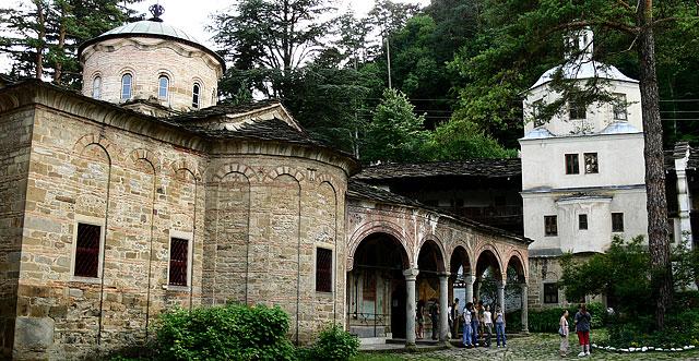 Троянский монастырь Болгария