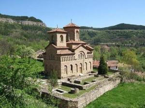 Велико Тырново, Болгария, церковь Димитрия, достопримечательности