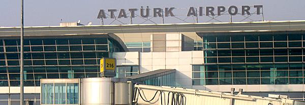 Стамбульский аэропорт Ататюрк