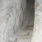 Монастырь Аладжа - проход