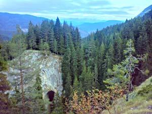 Чудные мосты, Болгария, панорама