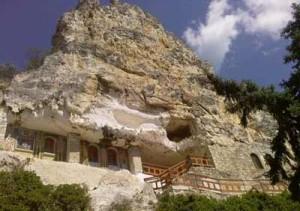 Ивановские скальные пещеры, Русенский национальный парк-отдых в Болгарии