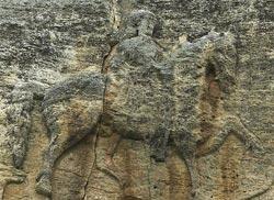 Мадарский всадник, Шумен