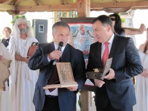 Мирный договор между Созополем и Несебром