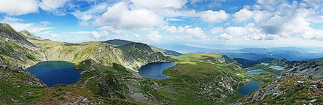 Национальный парк Рила Болгария