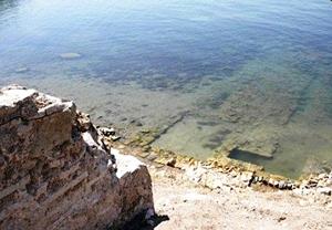 археологическая находка 2012 Болгария, залив Вромос