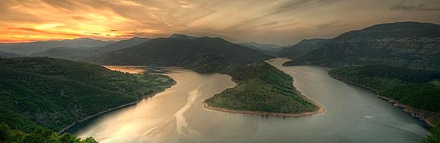 озеро Кырджали Родопи