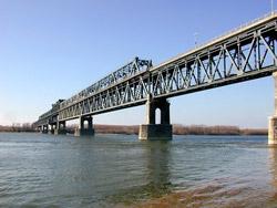 Русе - мост