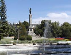 Русе памятник Свободы