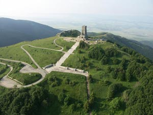 Шипка, Шипкинский перевал