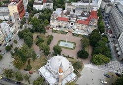 София, столица минеральных вод