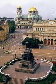 София - центр, отдых в Болгарии, достопримечательности