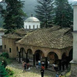 троянский - монастырь - центрально - балканский национальный парк - отдых в Болгарии - болгарские монастыри