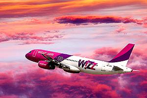 Wizz Air новый маршрут София-Дубай