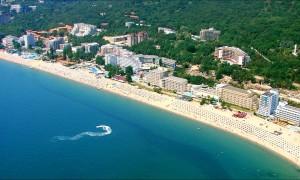 отдых в Болгарии на море Золотые пески
