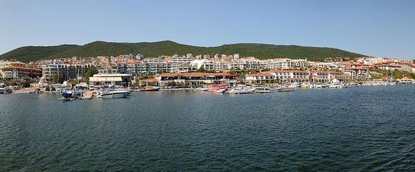 Морской курорт Святой Влас