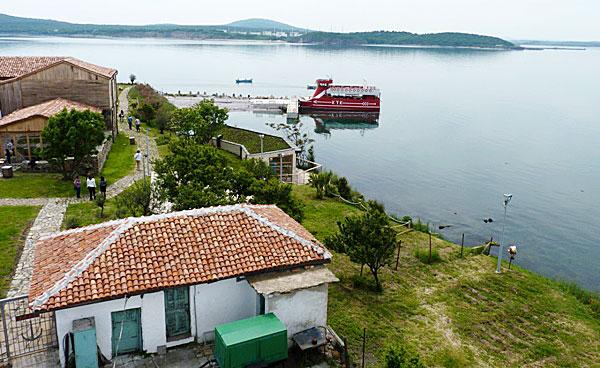 Экскурсия на остров Святой Анастасии