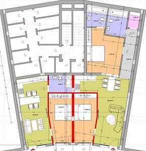 план квартиры в Болгарии