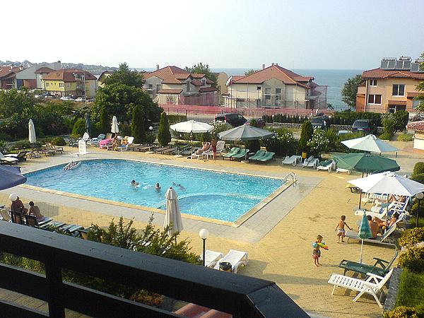 продается квартира с видом на море в Болгарии
