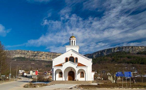 Достопримечательности Болгарии, Мадара