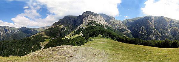 Горы Болгарии