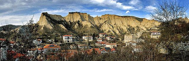 Мелник Болгария