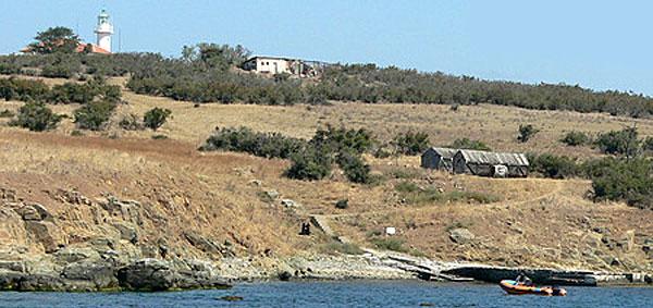 Болгарский остров Святой Иван
