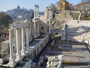 Пловдив, Болгария, отдых, достопримечательности, история, развалины