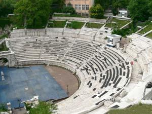 Пловдив Болгария римский театр