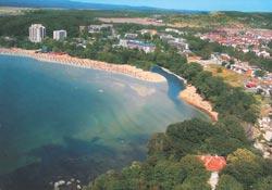 Приморско - морские курорты Болгарии