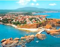 Ахтополь, морские курорты Болгарии