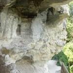 Монастырь Аладжа - кельи
