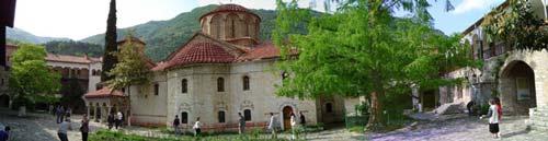 Бачковский монастырь