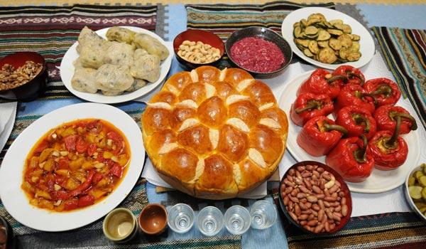 Традиционная кухня Болгарии