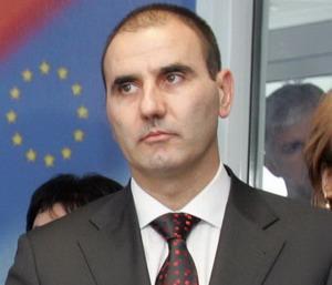 Цветан Цветанов, министр внутренних дел Болгарии