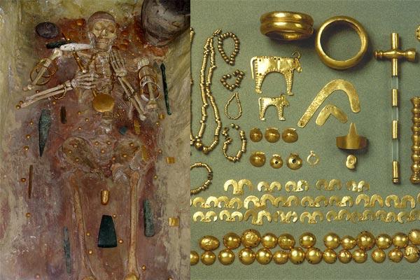 Золотые находки в Варне