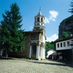 Дряновский монастырь, колоколня