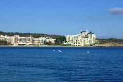 Дюни, морские курорты Болгарии