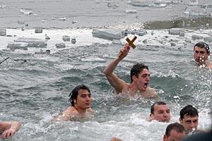 Богоявление, Йорданов день, 6 января, Болгария