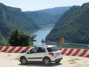 на машине в Болгарию