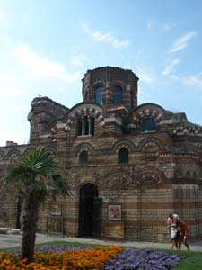 Несебр, церкви, история, архитектура, отдых в Болгарии